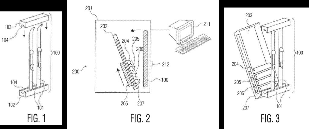 Patent IP law Patent application Vasaloppet Wax Ski wax